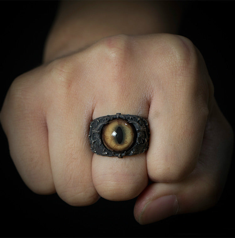 Birds of Evil Ring - Holy Buyble