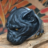 Black Panther Ring - Holy Buyble