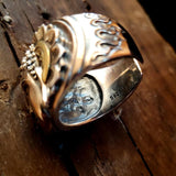 Buddha Acala King Skull Ring - Holy Buyble