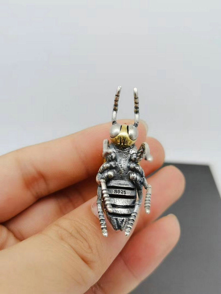 Bee Necklace Bee Pendant