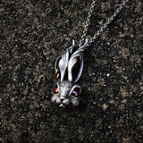 Rad Bunny Necklace - Holy Buyble
