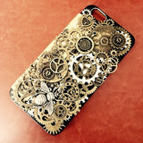 Custom Made Steampunk Bee iPhone Case - Holy Buyble
