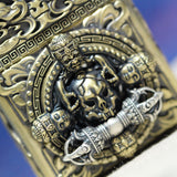 Custom Buddha & Zodiac Lighter Case - Holy Buyble