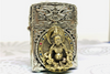 Yellow Jambhala God of Wealth Custom Zippo Lighter - Holy Buyble