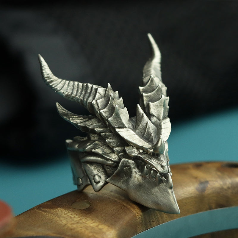 Deathwing The Destroyer Dragon Ring