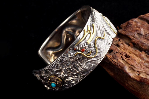 Mystic Unicorn Beast Ring