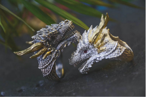 Toothless The Dragon Ring