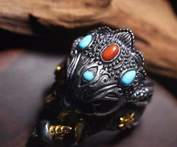 Elephant God Ganesha Ring - Holy Buyble