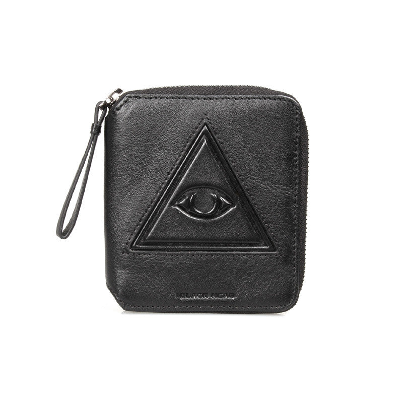 Evil Eye Ziparound Wallet - Holy Buyble