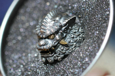 Dragon Tribal Ring