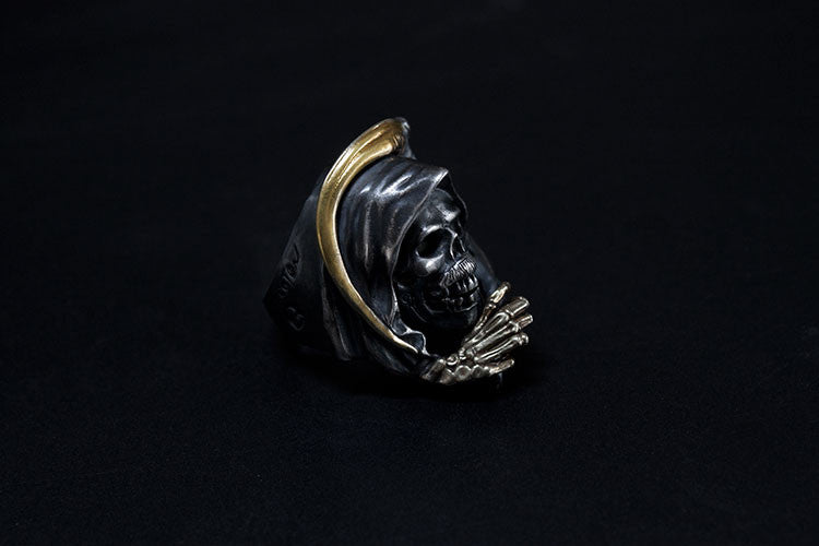 Grim Reaper the Ring of Death - Holy Buyble