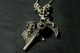 Grim Reaper the Pendant of Death - Holy Buyble