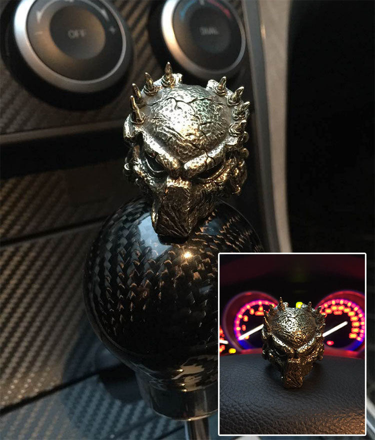 Made to Order Handcrafted Brass Predator Ring - Holy Buyble