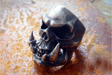 Demon Beast Skull Ring