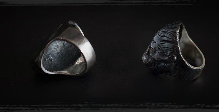 Raging Planet of Ape Ring - Holy Buyble
