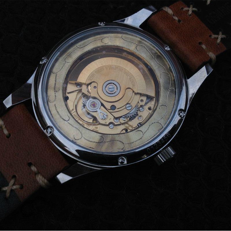 Steampunk Skull Automatic Watch - Holy Buyble