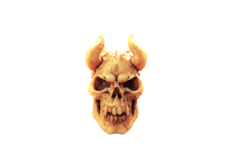 Little Monster Cyclops Beast Skull Pendant