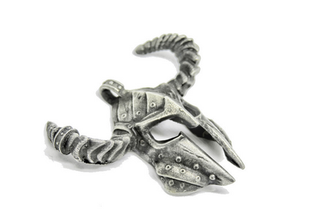 Snake Pendant Key Ring