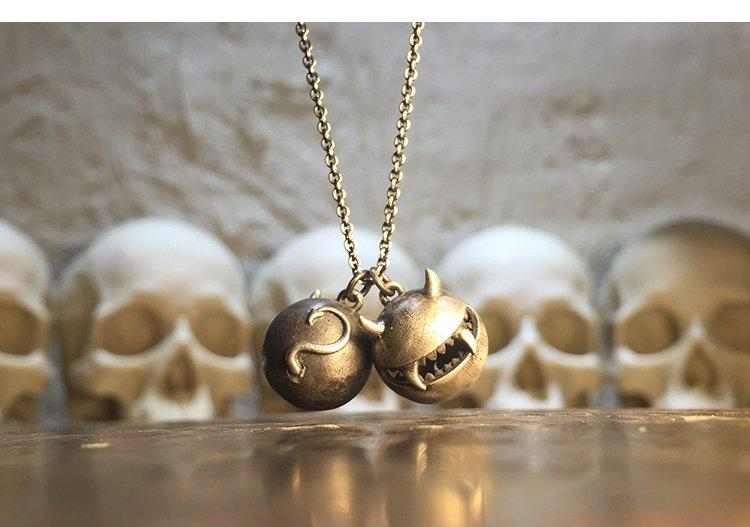 Little Monster Necklace - Holy Buyble