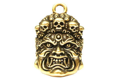 Japanese Demon Oni Ring