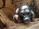 Raging Ape Gorilla Belt Buckle - Holy Buyble
