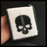 Stingray Ghost Skull Wallet - Holy Buyble
