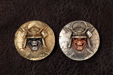 Three Sages of the West Buddha Pendant