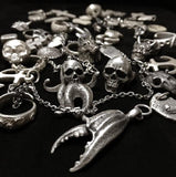 Skull Octopus Pendant - Holy Buyble