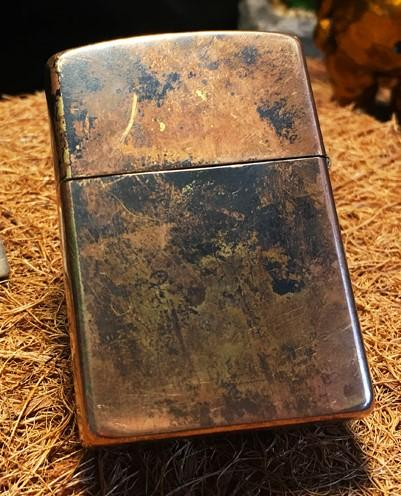 Oni Demon Zippo Lighter Case - Holy Buyble