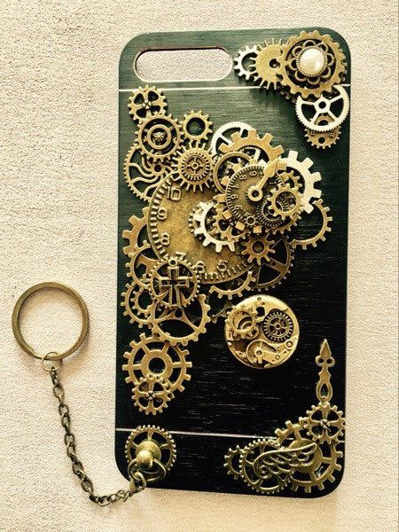 Steampunk Pearl iPhone 6 & 7 iPhone case - Holy Buyble