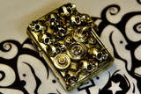 Steampunk Skull Lighter - Holy Buyble