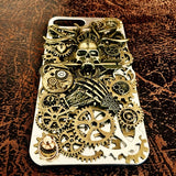 Steampunk Skull iPhone 6s & 7 Case - Holy Buyble