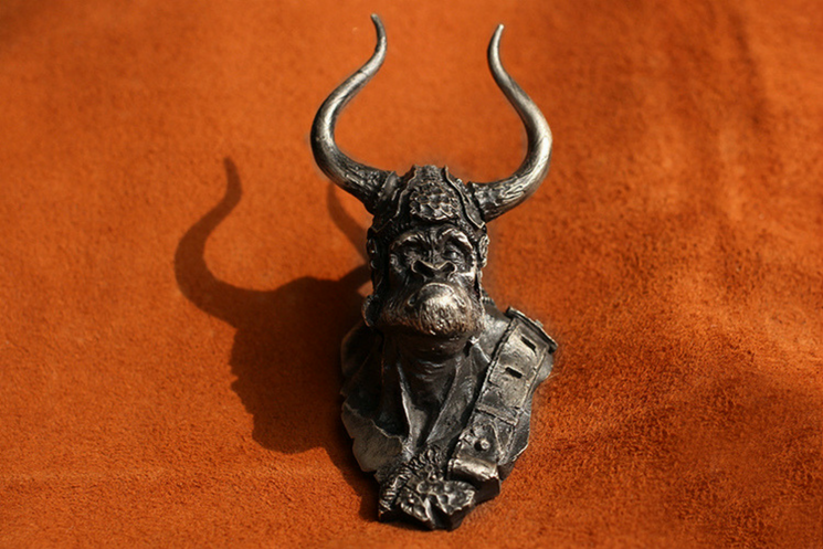 🦍 Planet of the Apes Warlord Pendant 🦍 - Holy Buyble