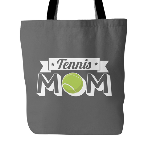 Tennis Mom Tote Bag