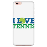I Love Tennis Phone Case iPhone 6/6s