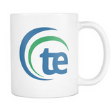 Tennis Evolution Mug (White)