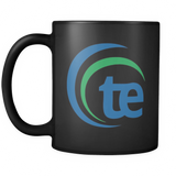 Tennis Evolution Mug (Black)