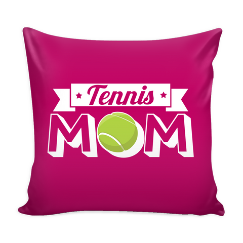Tennis Mom Pillow Cover
