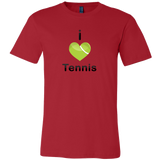 I Love (Heart) Tennis (Mens)