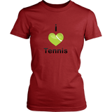 I Love (Heart) Tennis (Ladies)