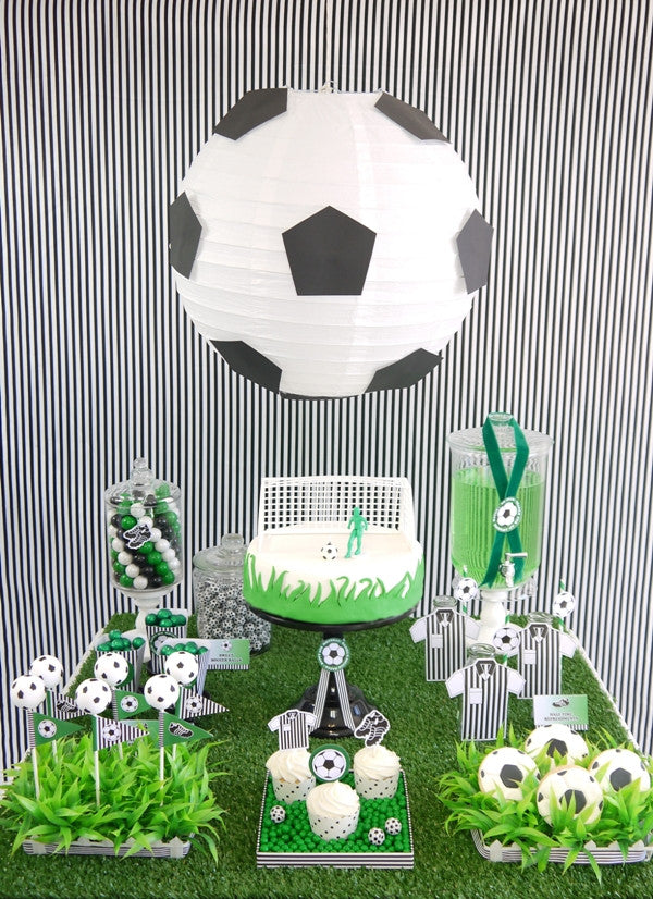 Football Kit Printables & Décorations à Imprimer | BirdsParty.fr