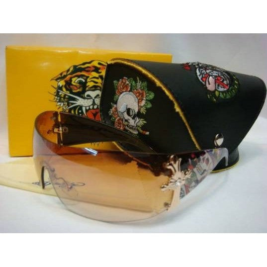 Ed Hardy Womans Sunglasses