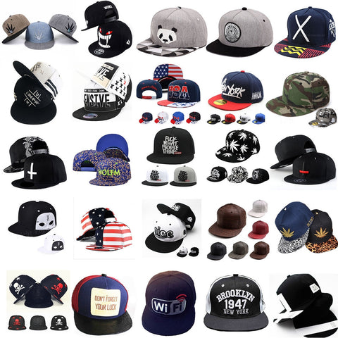 Men / Women Snapback caps