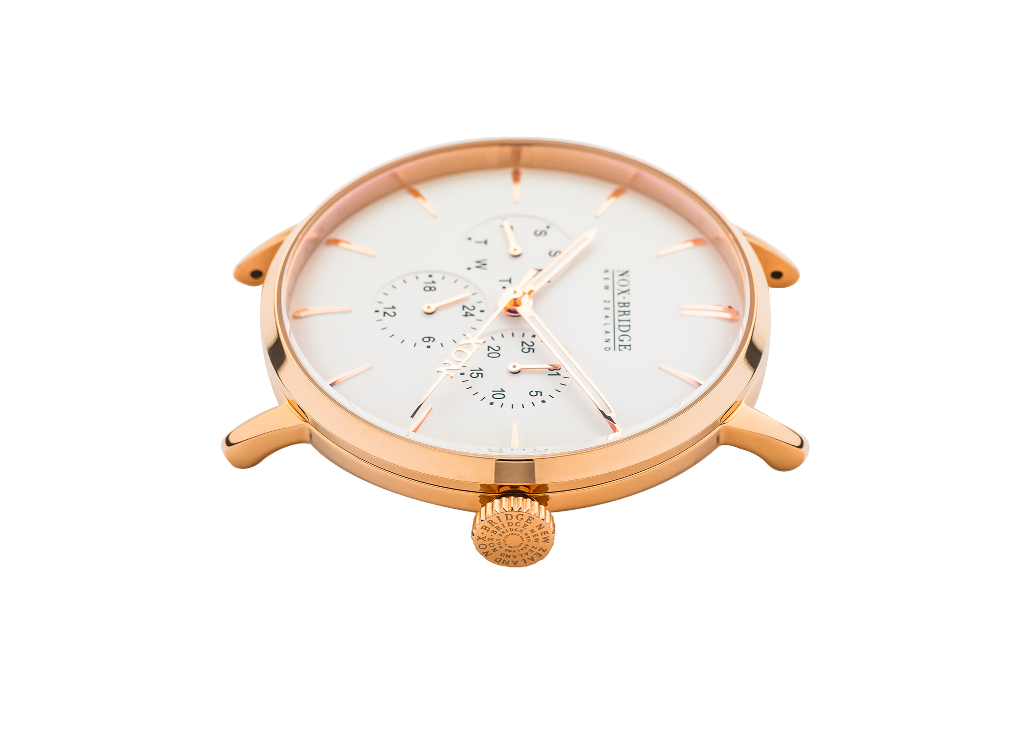 Classic Alcyone Rose Gold 36MM