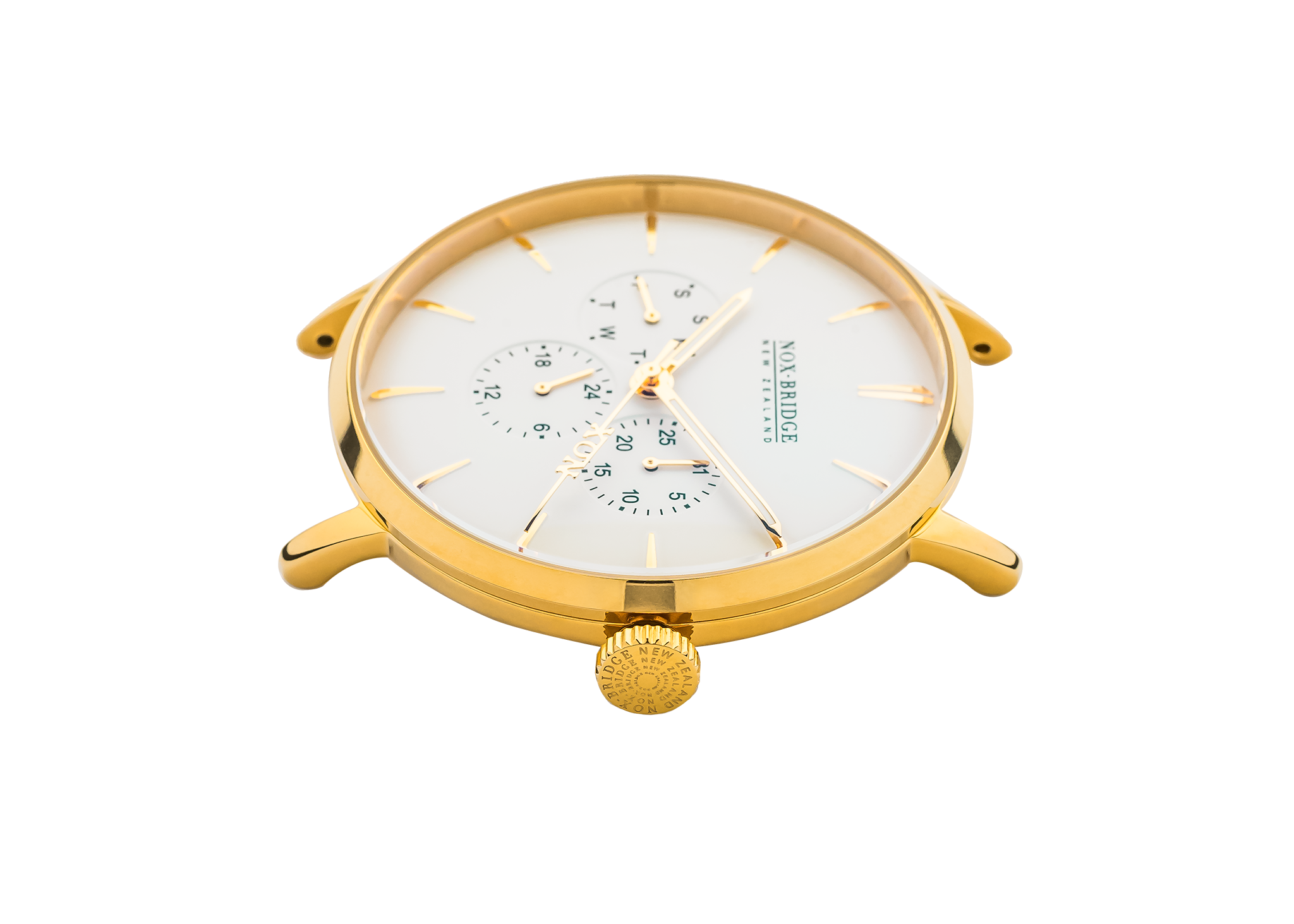 Classic Alcyone Gold 36MM