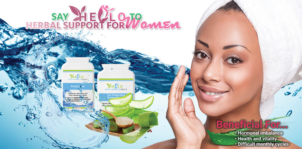 hello supplement cells, herbal support for women