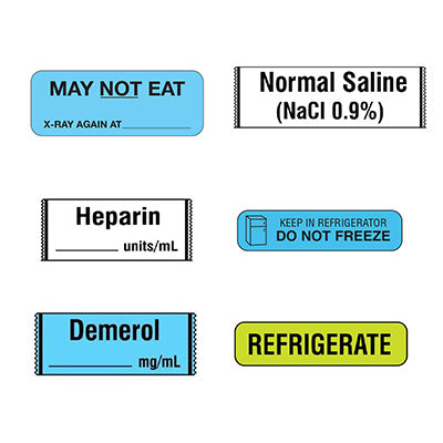 Shop Labels for Veterinary Care