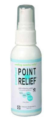 Point Relief ColdSpot Spray