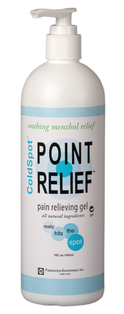 Point Relief ColdSpot Gel Topical Analgesic
