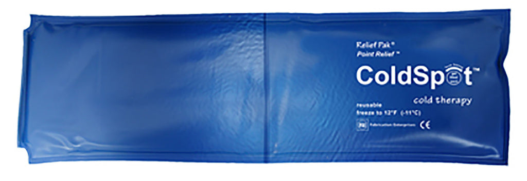 Relief Pak ColdSpot Blue Vinyl Pack - Slim